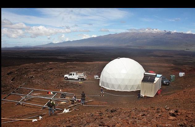 πρώτη κατοικία ανθρώπων στον Αρη-4
