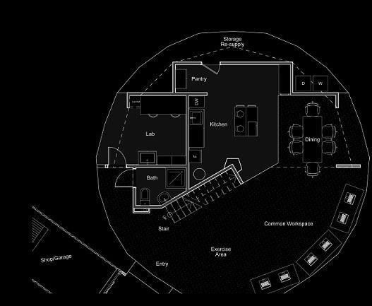 πρώτη κατοικία ανθρώπων στον Αρη