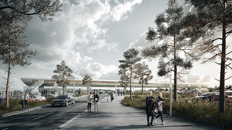Køge North Station