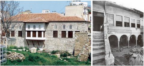 Το παλαιότερο σπίτι των Αθηνών