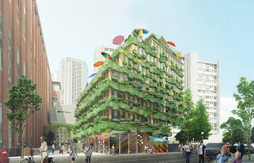 Edison-Manuelle Gautrand Architecture