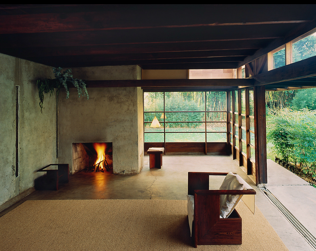 Schindlerhouse, Rudolph Schindler, West Hollywood, California, USA, 1921-1922